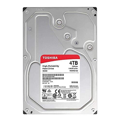 Toshiba N300 4 TB SATA3, Disque Dur