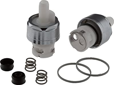 Delta RP54801 Stem Unit Assembly, Seat and Spring, Bonnet Nut and Washer,
