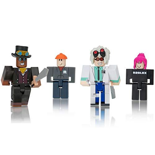 Roblox ROG0189 Celebrity Collection-Playtale Erfinderspiel-Set [Enthält exklusiven virtuellen Gegenstand]
