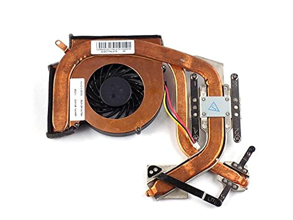 Thermal Module CPU Cooling Fan & Heatsink for Lenovo ThinkPad SL410 SL410K SL510 Dis