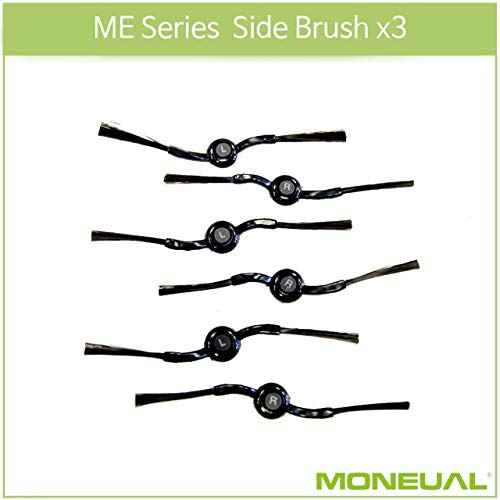 MONEUAL Spare parts [Side Brush x3]