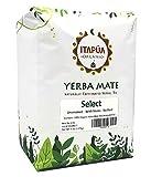 GOYERBAMATE Select Organic Yerba Mate (Unsmoked With Stems) 5 lbs (2.27 kg)