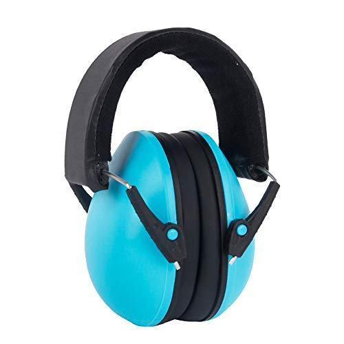 ZJEGO Cuffie Antirumore per Bambini Compatto Disegno Pieghevole Riduzione di Rumore per Cuffia Protezioni per le orecchie Otoprotettori