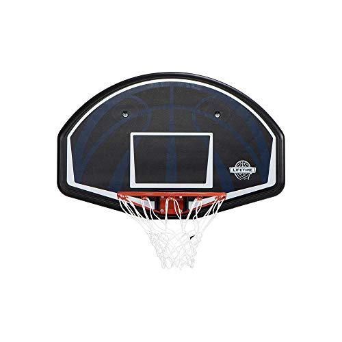 Lifetime Basketball Backboard Dallas Wandmontage (44 Zoll), 90831