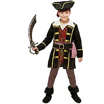 Disfraz Capitán Pirata niño Infantil para Carnaval (2-4 años ...