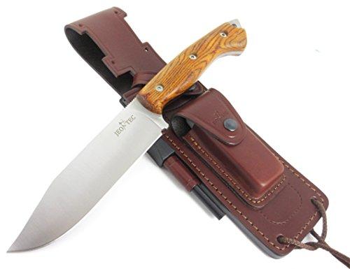 JEO-TEC Nº37 Cuchillo Supervivencia Caza Monte bushcraft...