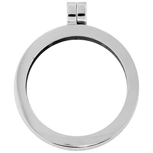 MY iMenso medallón plata 24 mm 24-0053
