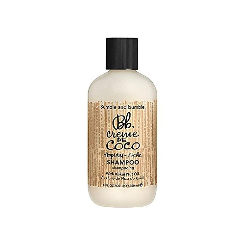 セブンフィヨルドビールバンブルアンドバンブルクリーム?デ?ココシャンプー千ミリリットル x4 - Bumble & Bumble Creme De Coco Shampoo 1000ml (Pack of 4) [並行輸入品]