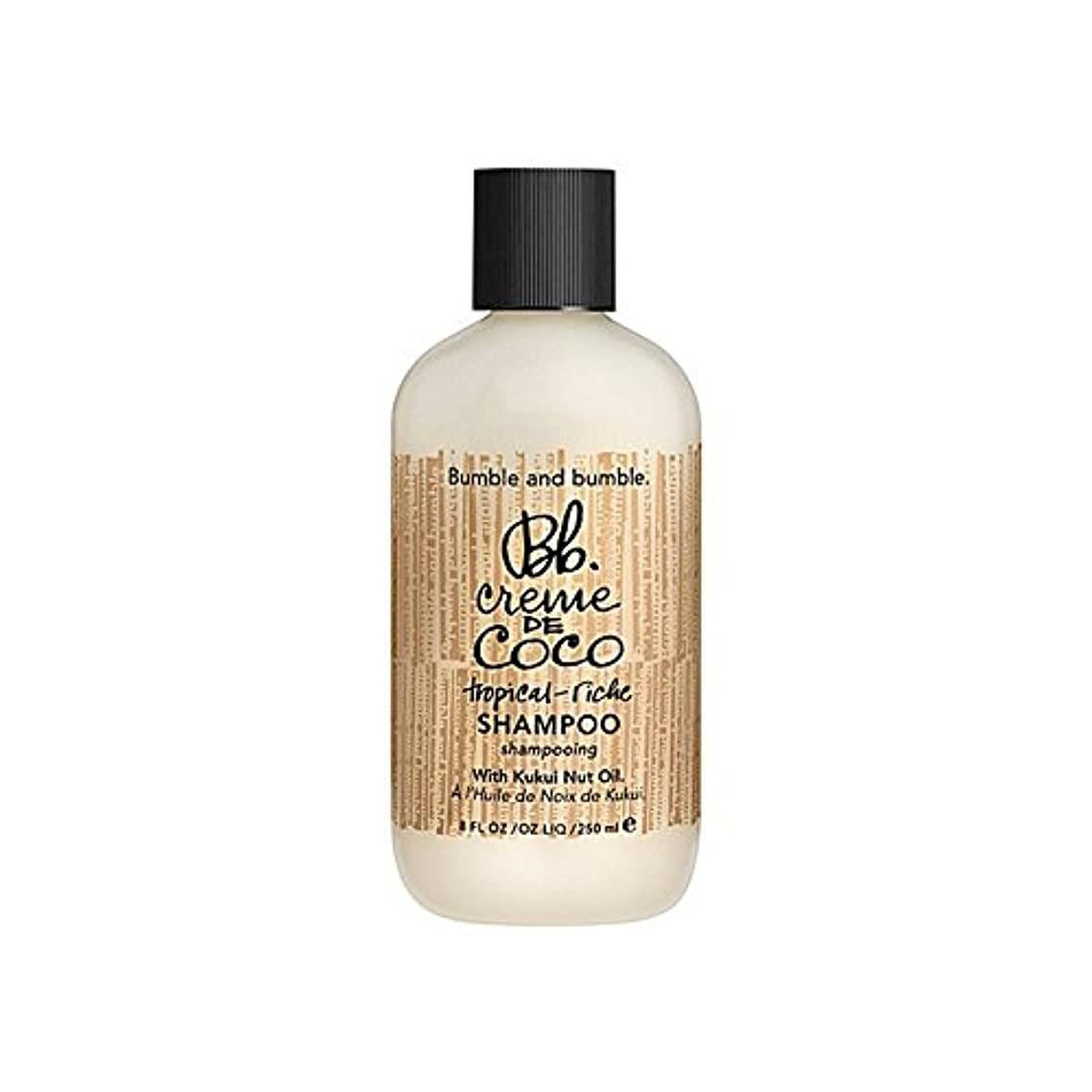 クラフトチャンピオンシップ八百屋Bumble & Bumble Creme De Coco Shampoo 1000ml (Pack of 6) - バンブルアンドバンブルクリーム?デ?ココシャンプー千ミリリットル x6 [並行輸入品]