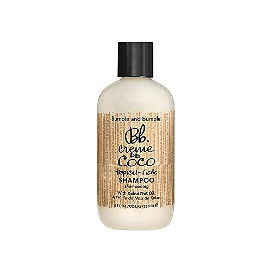 タイムリーな修士号ペインギリックBumble & Bumble Creme De Coco Shampoo 1000ml - バンブルアンドバンブルクリーム?デ?ココシャンプー千ミリリットル [並行輸入品]