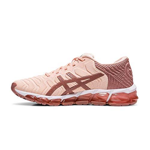 Asics 1022a104-700_37, Zapatos para Correr Mujer, Rosa, EU