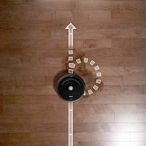 iRobot Roomba 606 ohne Staubbeutel 0.6L, Schwarz - 5