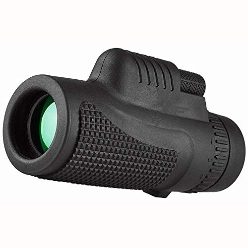 WNN-URG Einhand-Fokus-Teleskop, Multifunktions Durable Monocular-Teleskop 8x42 High Definition Nicht-Infrarot-Low-Licht-Nachtsicht-Viewing-Teleskop for den Außenbereich URG