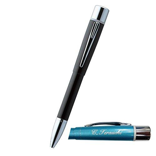 名入れボールペン シャチハタ メールオーダー式 ネームペン プリモ ブラック