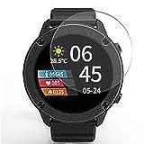 Vaxson 3 Stück Schutzfolie, kompatibel mit BLACKVIEW BV X5 Smart Watch SmartWatch, Displayschutzfolie TPU Folie [ nicht Panzerglas ]