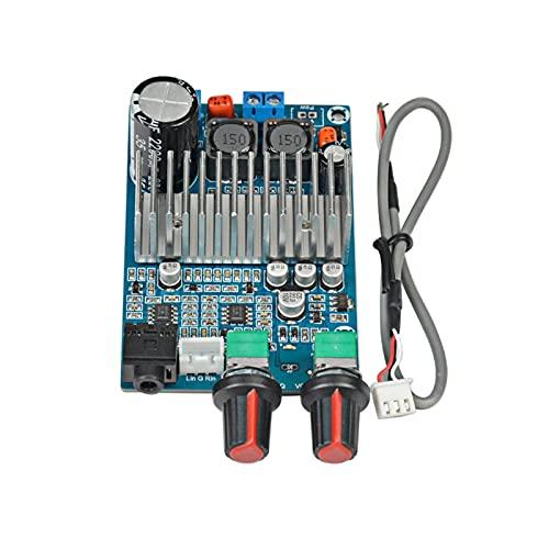 Wnuanjun 1 stück tpa3116 100w Subwoofer Verstärkerplatine Heimkino Mini Amp TPA3116D2 Audio-Leistungsverstärker Bass DC12-24V