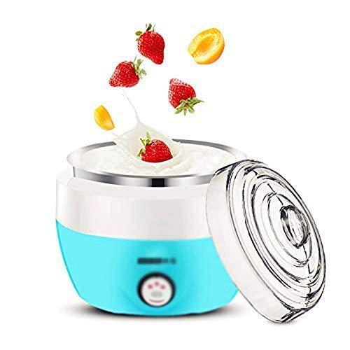 LIANGANAN Yogurt Machine-Maker Machine with Containers Glass Jars Automatic Electric Easy Yogurt Maker Machine zhuang94