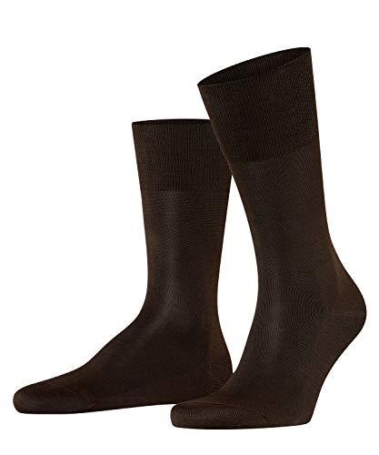 FALKE Herren Socken Tiago, Baumwolle, 1 Paar, Braun (Brown 5930), 43-44 (UK 8.5-9.5 Ι US 9.5-10.5)