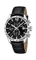 Festina 32003026 - Reloj analógico de Cuarzo y Piel para Hombre