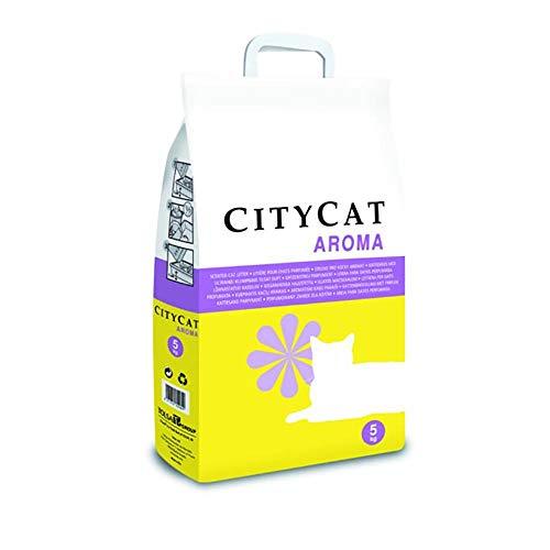 TOLSA City Cat 5KG SEPIOLITA Aroma