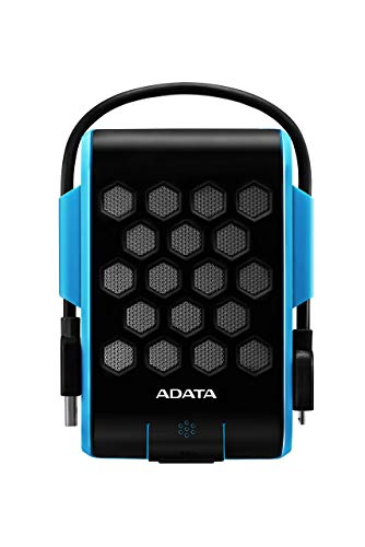 ADATA 2TB External Hard Drive (Blue)