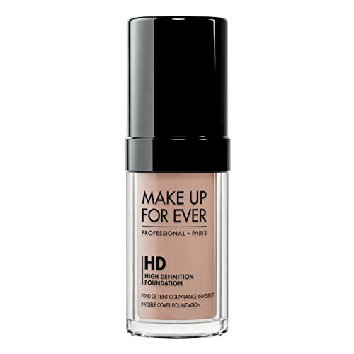 MAKE UP FOR EVER HD Invisible Cover Foundation 115 Ivory 1.01 oz