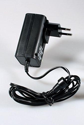 Ladegerät für Gardena ACCU 90, Wolf Vario RV-E12, Bosch AGS Grasschere, Rasenkantenschere, Strauchschere. - 7,2 Volt - NiMH/NiCd Akku - Lader mit LED Anzeige