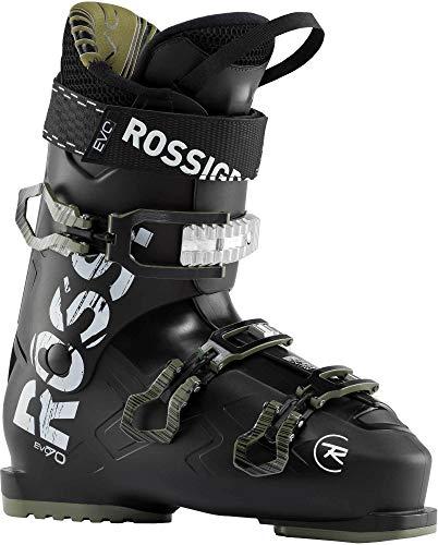 Rossignol EVO 70 - Botas de esquí para Hombre, Color Negro