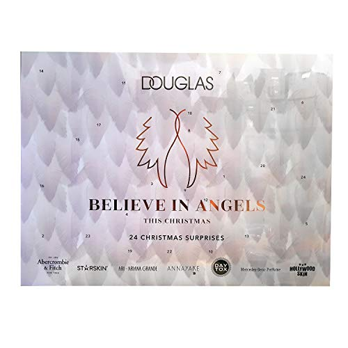 Adventskalender 2018 Believe in Angels – Beauty – cosmetica – dames, B-product met defect