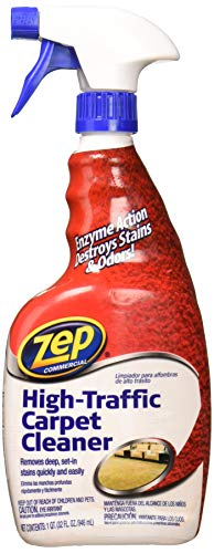 Zep 32 ounce high-traffic carpet cleaner ZUHTC32
