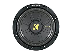 New KICKER COMPS 40CWS84 8  400W Car Subwoofer