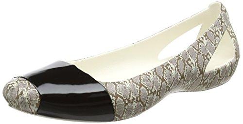 Crocs Sienna Shiny Animal Print