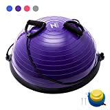 Best Balance Trainers - Z ZELUS Balance Ball Trainer Half Yoga Exercise Review