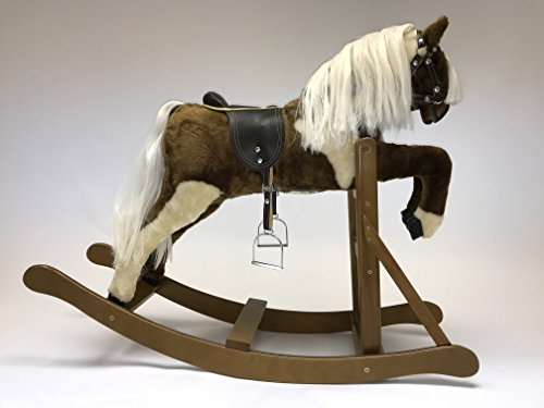 MJmark SALE SALE WHILE STOCK LAST Handmade Rocking Horse MERCURY VI Cheval à bascule from