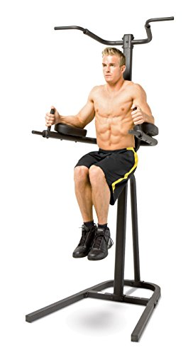 Apex Multi-Function Power Tower Chin-Up Pull-Up Dip VKR Exercise Equipment TC-1800