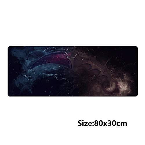 LASISZ 80 * 30cm großes Gaming-Mauspad Hyper Beast für CS GO L XL AWP für CSGO-Spieler, G83
