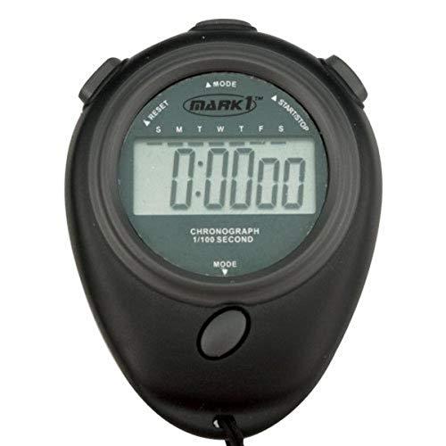 Economy Stopwatch - Black