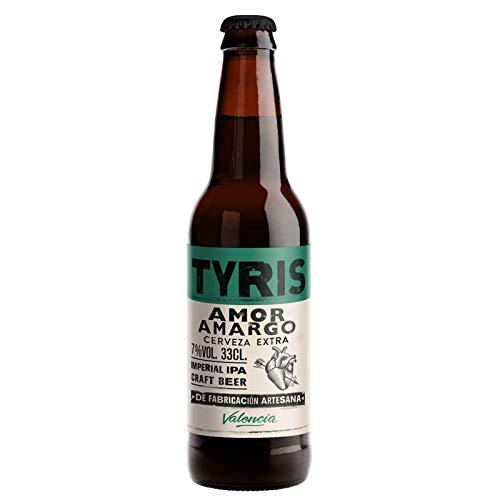 Imperial IPA - Cerveza Tyris
