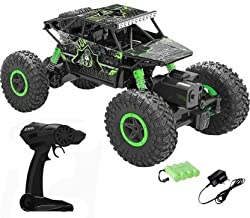 Life Friends Rock Through Bay Rock Crawler 1:18 Scale 4Wd Rally Car - The Mean Machine
