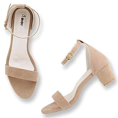 ABIOT Women Stylish Trending Fancy Heel Fashion sandal