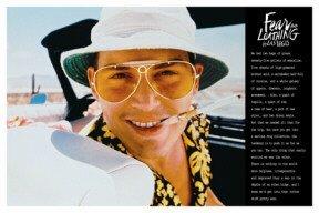 24x 36Poster Print Fear & Loathing in Las Vegas–Raoul Duke von innerwallz