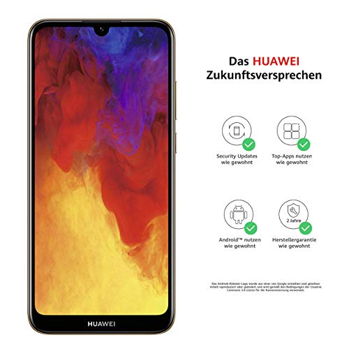 Huawei Y6 2019 Amber Brown 6.09' 2gb/32gb Dual Sim