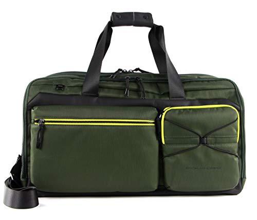 PIQUADRO Otello Duffel Bag Verde