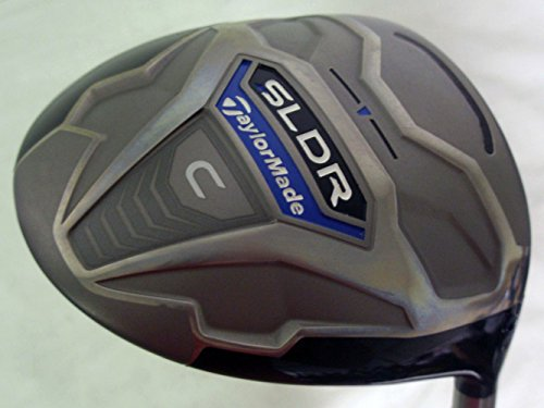 TaylorMade Men's SLDR C Class Driver, Right Hand, Graphite, Stiff, 9.5 Degree
