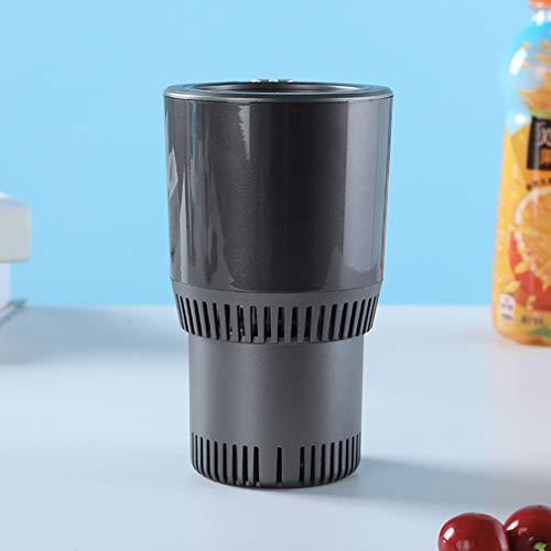 JCJ-Shop Smart Car Cup, 12V Auto Heizung Kühlbecher 2-in-1 Auto Bürobecher Wärmer Kühler Becherhalter Becher Kühlung Getränke Getränke Dosen (3 Farben erhältlich)