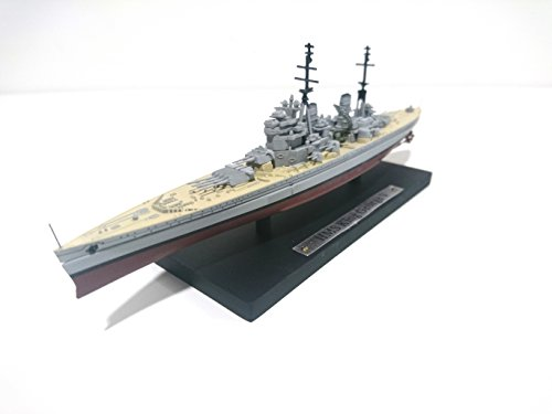 Générique HMS King George V - Naval Vessel Royal Navy Atlas DE AGOSTINI 1/1250 - réf28