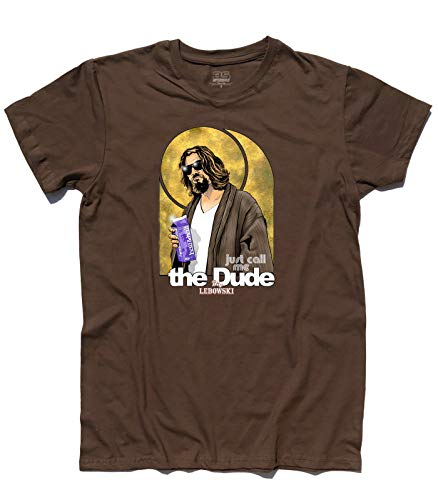 Men's t-Shirt The Big Lebowski - Just Call Me The Dude