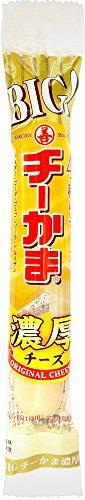丸善 BIGチーかま濃厚チーズ 75g×5袋