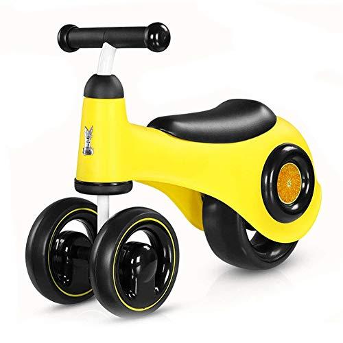 Hejok NiñOs Twist Car 1-3 AñOs, Swing Cars Equilibrio para NiñOs 1-3 AñOs De Edad Caminante Ligero Light Boy Girl Deslizamiento Interior Coche De Juguete.