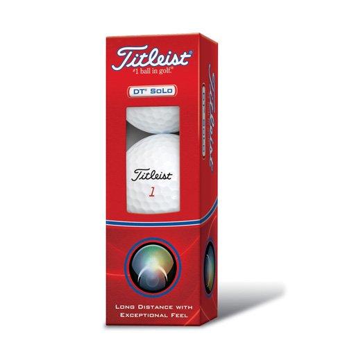Titleist DT SO/LO golf balls